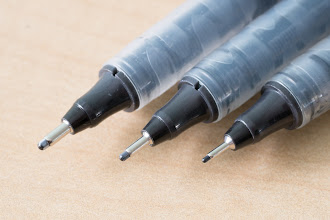 Photo: Rotring Tikky Fineliner and Mechanical Pencil http://www.parkablogs.com/node/11152