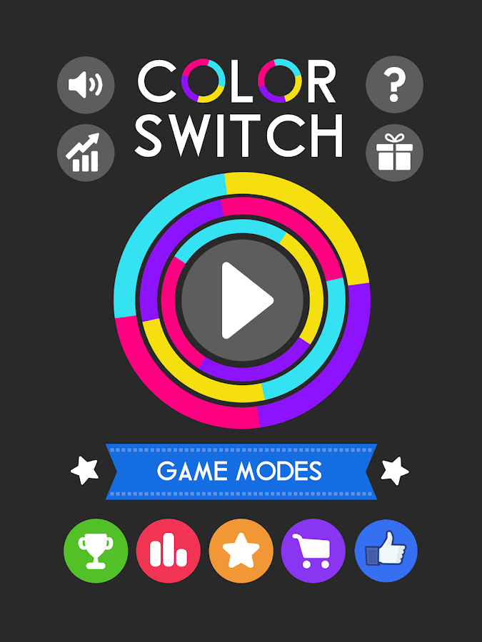 Color Switch – screenshot