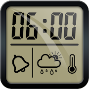 Alarm clock & weather forecast