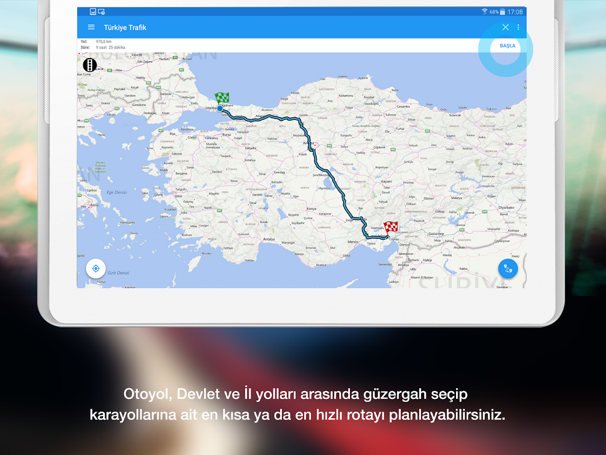 KGM Türkiye Trafik- screenshot
