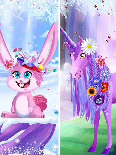 Barbie Dreamtopia Magical Hair screenshot 10