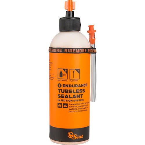 Orange Seal Orange Seal Endurance Tubeless Tire Sealant with Twist Lock Applicator - 8oz