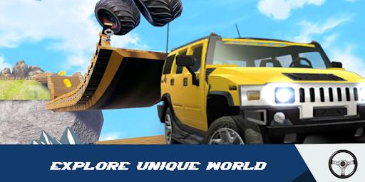 Car Stunts Racing 3D - Extreme GT Racing City android2mod screenshots 8