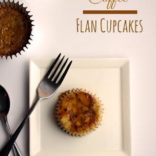 Coffee Flan Cupcakes