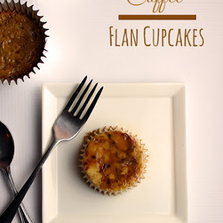 Coffee Flan Cupcakes.