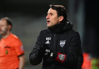 """Benat San José a sa propre vision du match: """"Nous avons dominé pendant les 94 minutes"""""""
