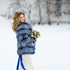 Wedding photographer Tina Markovkina (Shell). Photo of 10.01.2015
