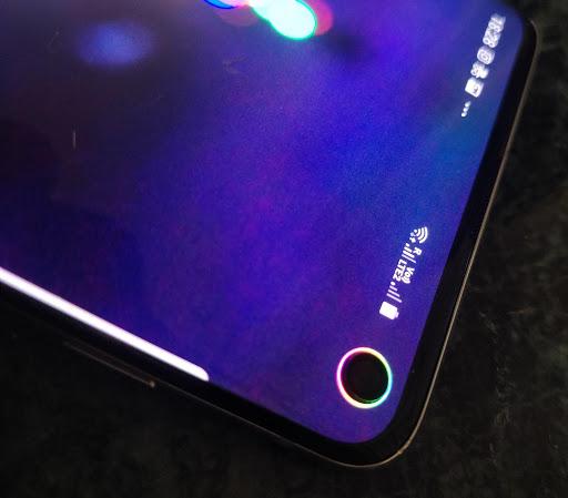 Energy Ring - Galaxy S10/e/5G/+ battery indicator! screenshot 9