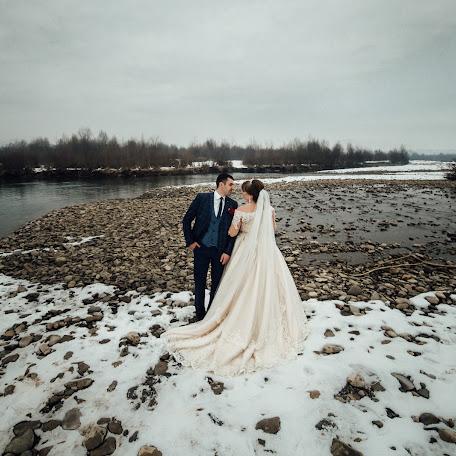 Wedding photographer Yuriy Khimishinec (MofH). Photo of 09.02.2018