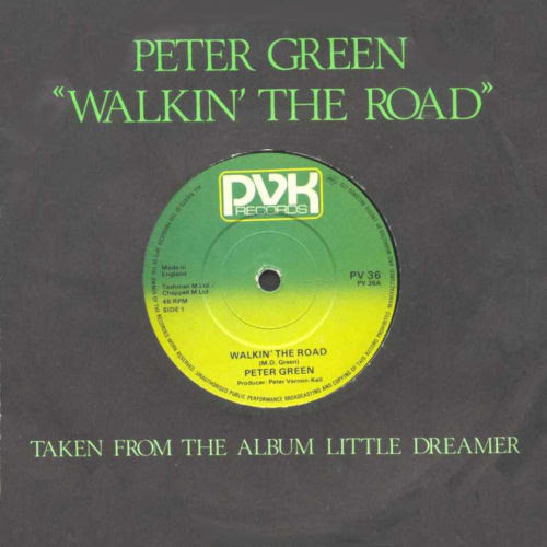 Walkin' The Road / Woman Don't