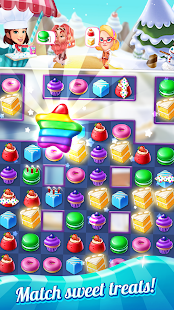 Crazy Cake Swap: Matching Game Screenshot