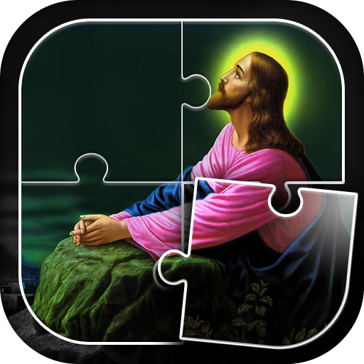 God and Jesus Jigsaw Puzzle (game)
