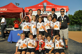 Photo: F9 Div 2 Jean Mantha Tournament Champions