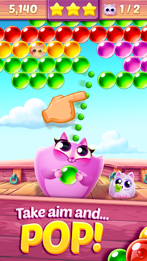 Cookie Cats Pop apktreat screenshots 1