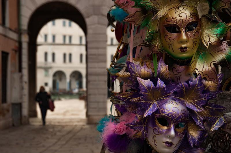 A Venezia, per il carnevale... di Gian Piero Bacchetta
