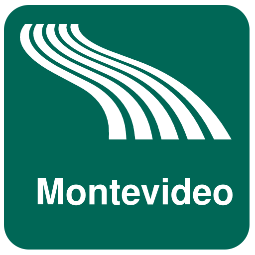 Montevideo Map offline file APK for Gaming PC/PS3/PS4 Smart TV