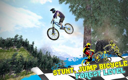 BMX Boy Bike Stunt Rider Game 1.0.3 screenshots 5