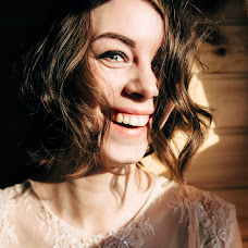 Wedding photographer Alena Golubeva (ALENNA). Photo of 27.02.2017