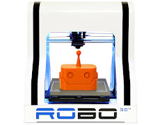 Robo 3D R1 + Fully Assembled 3D Printer