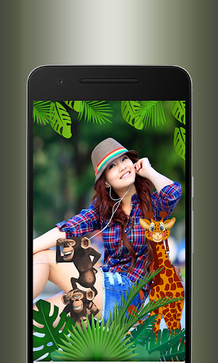玩免費遊戲APP|下載Jungle Photo Frames app不用錢|硬是要APP