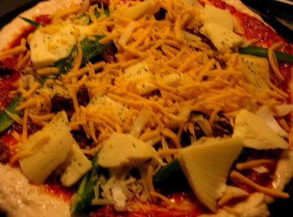 Nonna Rosa's Homemade Pizza Recipe