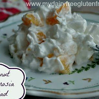 Ambrosia Coconut Cream Salad Recipes