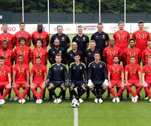 Voici notre équipe franco-belge de la Coupe du Monde 2018 !