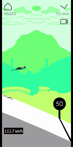 Télécharger Lux Ski Jump APK MOD (Astuce) screenshots 1