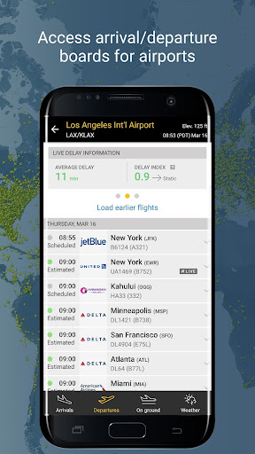Flightradar24 Flight Tracker 7.4.1 screenshots 4