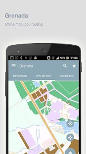 Grenada Map Offline Android Apps On Google Play - Grenada map download