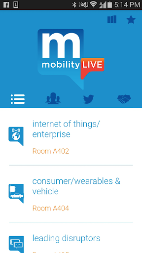 Mobility Live 1.5