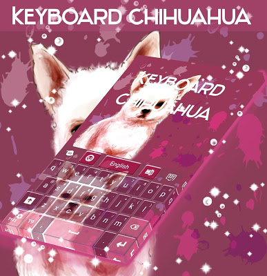 Chihuahua Keyboard - screenshot