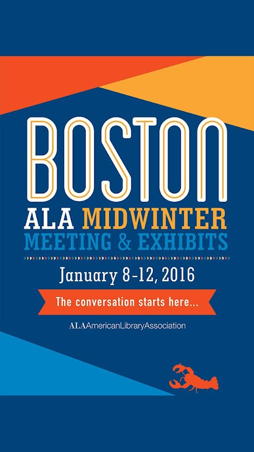 2016 ALA Midwinter Meeting- screenshot