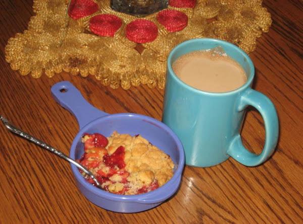 Fruit Magic Cobbler Recipe