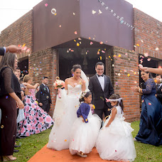 Wedding photographer Paul Sierra (padrinodefoto). Photo of 15.08.2018