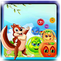 Bubble With Squirrel Trouble icon