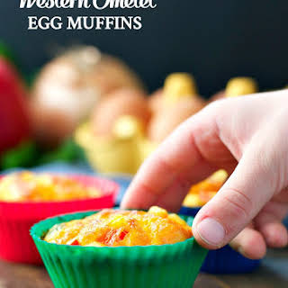 Freezer-Friendly Western Omelet Egg Muffins.