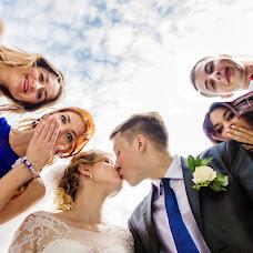 Wedding photographer Vika Miroshnichenko (vrodekakvika). Photo of 14.08.2016