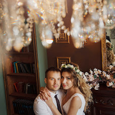 Wedding photographer Nataliya Urlis (Natey). Photo of 22.03.2018