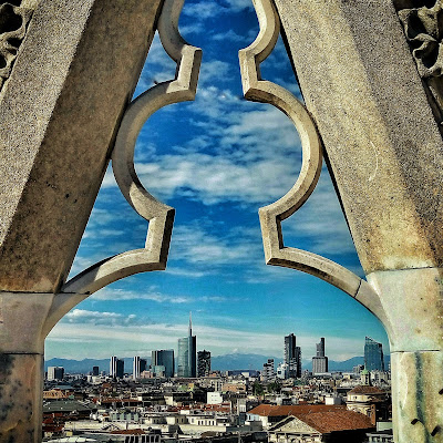 Le due anime di Milano di Sarett@