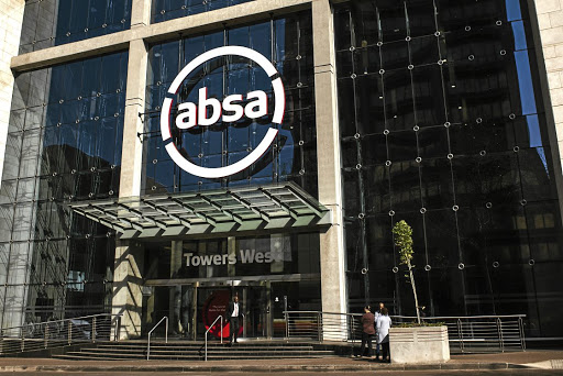 The Absa Group headquarters in Johannesburg.