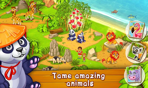 Farm Zoo: Bay Island Village 1.59 de.gamequotes.net 4