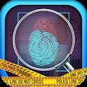 Mystery Crime Case - Real Criminal Investigation icon
