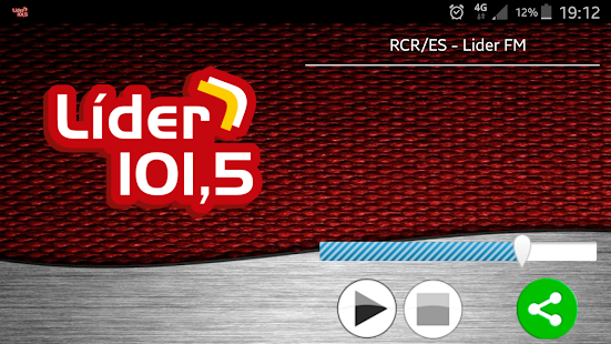 Lider 101,5 - RCR/ES- screenshot thumbnail