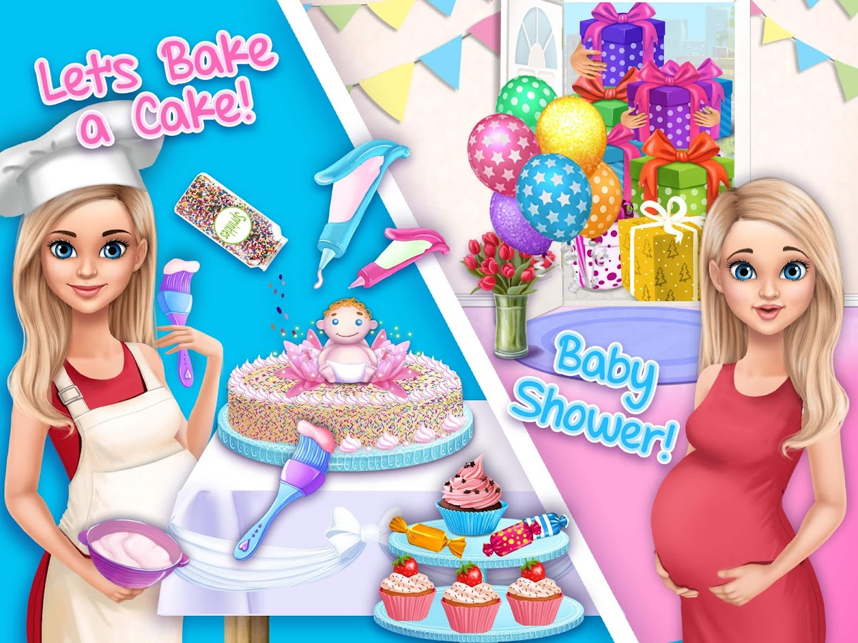 Sweet Baby Girl Newborn 2 – Screenshot
