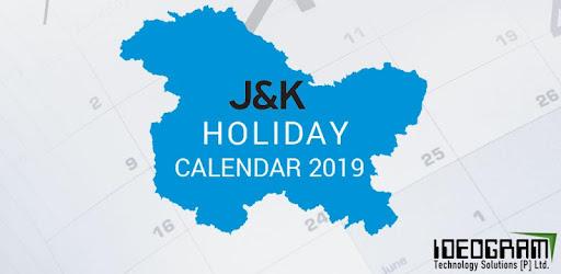 World holiday calendar 2019