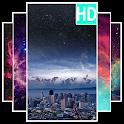 Space wallpaper HD 2016 icon