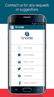 Andale - car share aggregator!- screenshot thumbnail