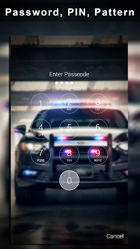 Police Cars Lock Screen Wallpapers App Report On Mobile