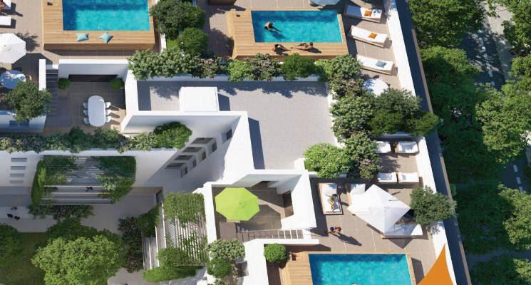 Montpellier - EAI- belles terrasses
